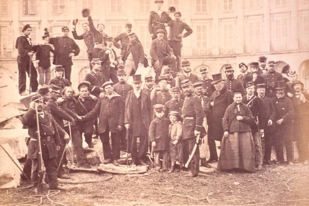 Siège et Commune de Paris 1871