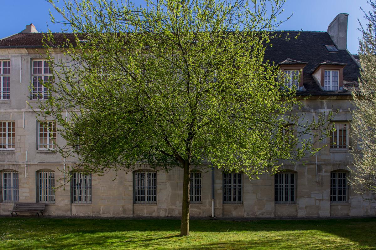 Cour de la Montée des Anges © P. Le Tulzo