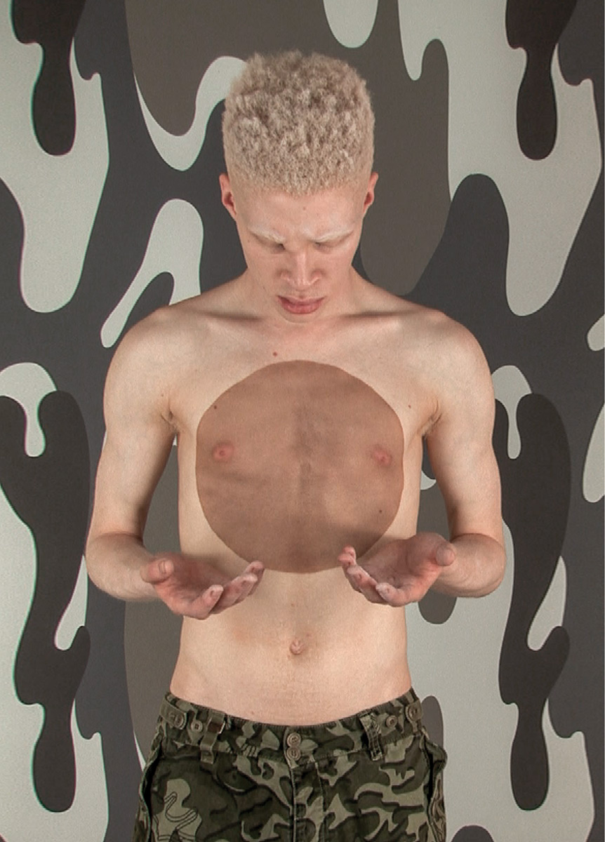 Sylvie Blocher, A more perfect country, 2012. With Shaun Ross. Vidéo stills © The artist, ADAGP, Paris 2016