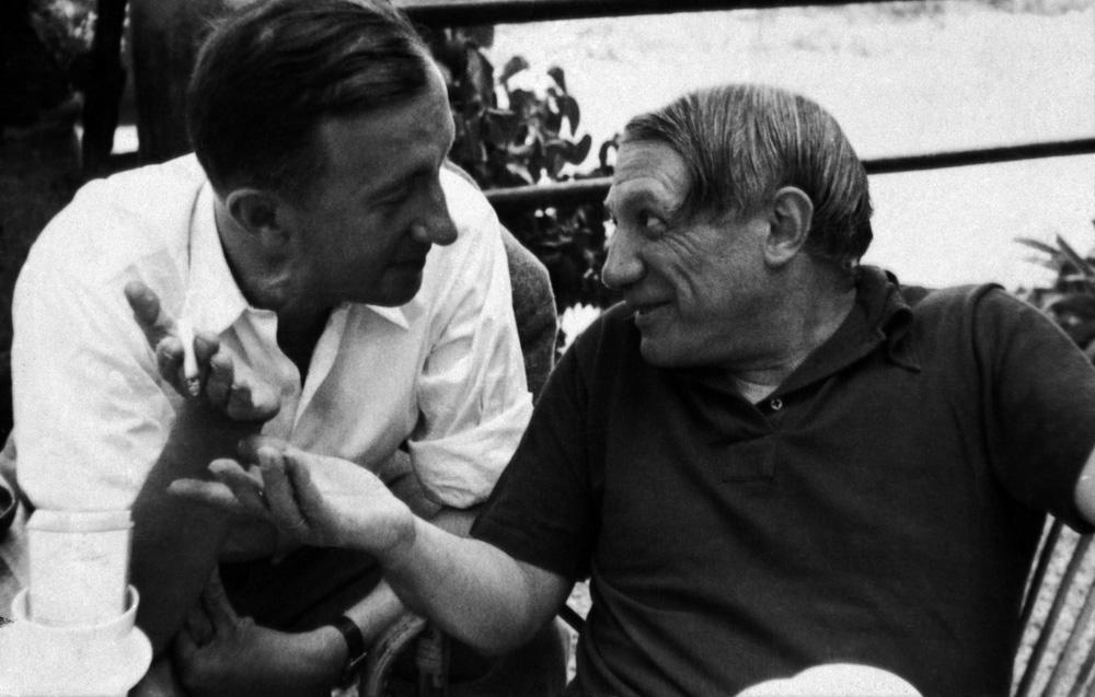 Pablo Picasso, Paul Eluard : récit d'une amitié sublime