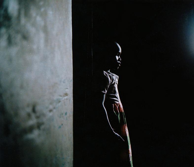 Esther - Orisha Nla (Photographie Ibadan - Nigéria, 2018) © Laeïla Adjovi